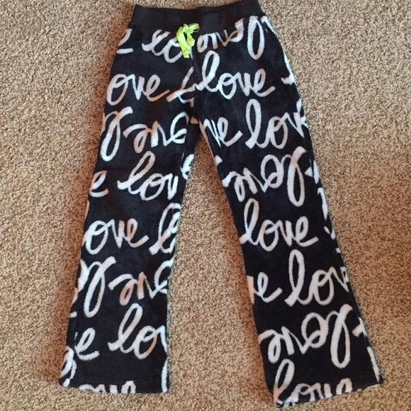Justice Other - Girls pajamas pants
